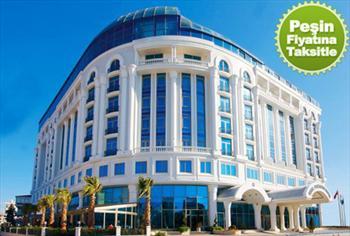 Eser Premium Hotel & Spa'da 2 Ki�i 1 Gece Konaklama, A��k B�fe Kahvalt� ve Spa Kullan�m� 355 TL yerine sadece 225 TL!
