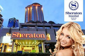 Sheraton Maslak Hair&Style'da Erkeklere ve Kad�nlara �zel Sa� Bak�m Paketleri 60 TL Yerine 29,90 TL'den Ba�layan Fiyatlarla!