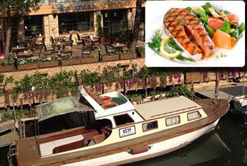My Moon Restaurant & Cafe'de canl� m�zik e�li�inde G�ksu Nehri kenar�nda yemek ziyafeti 29 TL'den ba�layan fiyatlarla!