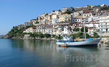 Alibaba Tur'dan Kurban Bayram�na �zel 4 Gece 6 G�n Yunanistan, Makedonya, Kosova Bulgaristan (Kavala + Selanik + Manast�r + Bitola + Ohrid + Struga +...
