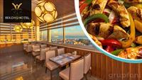 Fatih Bekdaş Hotel Delux'de Tarihi Atmosferde Akşam Yemeği!