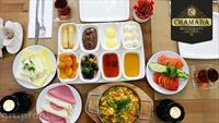 Chamada Restaurant AXIS AVM'de Tazecik Lezzetlerle Serpme Kahvalt� !