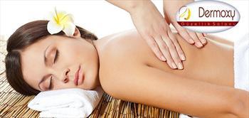 Dermoxy G�zellik'ten Ki�iye �zel Aromaterapi Masaji!