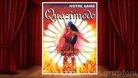 Victor Hugo'nun �l�ms�z Eseri Notre Dame - Quasimodo M�zikali 12 Ekim Urfa'da!