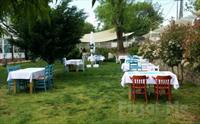 Yeşillikler Arasında, Doğayla Başbaşa Bir Kahvaltıya Davetlisiniz! Cumhuriyet Köy Likapa Garden'da Sınırsız Çay Eşliğinde Serpme Kahvaltı Keyfi 45 TL...