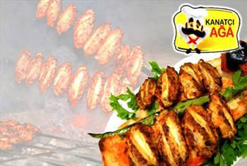 Beylikd�z� Kanat�� A�a Cafe Restaurant'ta Enfes Tavuk Kanat,Tavuk �i� veya Izgara K�fte Men� 29 TL Yerine 17,90 TL!