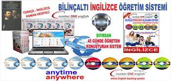 Number One English'ten �ngilizce E�itim Seti!