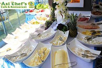 Bak�rk�y By Asi Chef's Hatay Mutfa��'nda 160 �e�it Y�resel Lezzetlerden Olu�an A��k B�fe Kahvalt� Keyfi 37 TL Yerine 21,90 TL!