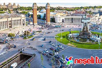 Pegasus Havayollar� �le 5 G�nl�k Madrid & Valencia & Barcelona Turu Ula��m, Konaklama, �ehir Turlar� ve Rehberlik Dahil 2300 TL Yerine 599 TL!