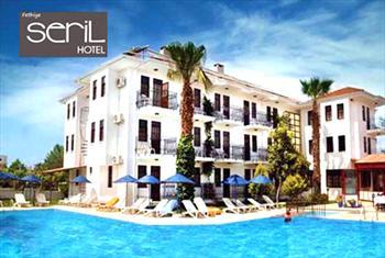 Evinizi aratmayacak bir tatil! Fethiye Seril Otel'de Ki�i Ba�� Her�ey Dahil Konaklama 129,90 TL Yerine 49,90 TL'den ba�layan fiyatlarla!