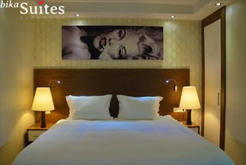 Oda Konseptini Kendin Se�! 5* Beylikd�z� Bika Suites'te 2 ki�i suites odalarda konaklama ve a��k b�fe kahvalt� keyfi 190 TL yerine 129 TL!