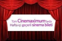 Cinemaximum'da Pazartesi'den Per�embe'ye Sinema Biletleri 10,90 TL, 30 Eyl�l 2014'e Kadar Ge�erli