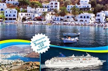 Gemi ile Yunan Adalar�! Cruise Travel ile Louis Majesty Gemisiyle D�rt veya Be� G�nl�k Cruise Turu 1600 TL'ye Varan Fiyatlar Yerine 499 TL ve Di�er...