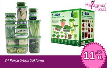 S-box 10 Par�a Saklama Kab� Ka��r�lmayacak Fiyata ...! Hayatimizfirsat.com Ayr�cal��� ile Sadece 11,50TL'ye sizlerin Oluyor ... (26.05.2012)