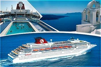Be� Y�ld�zl� Horizon Cruise Gemisi ile Her �ey Dahil 7 G�nl�k Yunan Adalar� Turu 899 TL!