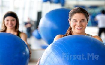 Han�mlar Kendinizi Daha Zinde ve Din� Hissetmeniz i�in Jadem G�zellik'ten 1 Ayl�k Aerobik + Pilates Kursu 120 TL Yerine Sadece 80 TL!