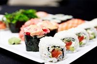 Red Dragon Chinese Restaurant'ta 2 Ki�ilik S�n�rs�z Sushi 49,90 TL