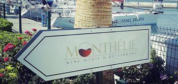 Levent Marina Monthelie Wine House'da Balik Men�!