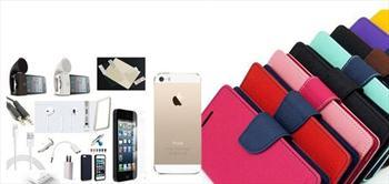 Mobile World �phone 5 S�per Aksesuar Seti! (�os 7 Uyumlu)