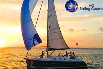 Kalam�� AG Sailing Course'dan D�nya Markalar� Jeanneau ve Beneteau teknelerle 10 saatlik Temel ve �leri Yelken E�itimleri 289 TL'den ba�layan...