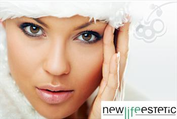 Mecidiyek�y New Life Estetic'te Y�z i�in Tek Seans Radyo Frekans + Ozonlu Maske + Jel Bak�m� 299 TL Yerine 39 TL!