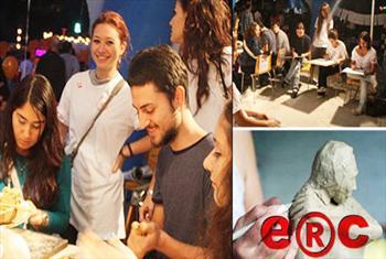 ERC - Ercan Da� At�lyesi'nde Taksim, Kad�k�y ve Bak�rk�y �ubelerinde, �ocuklar ve yeti�kinler i�in hobi at�lyeleri 80 TL yerine 19 TL'den ba�layan...