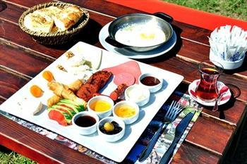 Nashira Park'ta Serpme Kahvalt� 13,90 TL