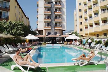 Marmaris Aegean Park Hotel'de 3 Gece 4 G�n Her�ey Dahil Ki�i Ba�� Konaklama Keyfi 289 TL Yerine 149 TL!