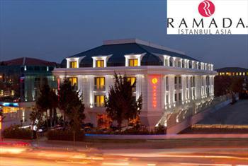 Altunizade Ramada �stanbul Asia Hotel'de 2 ki�i 1 gece konaklama,spa ve t�m �slak alan kullan�m� 250 TL Yerine 179 TL!