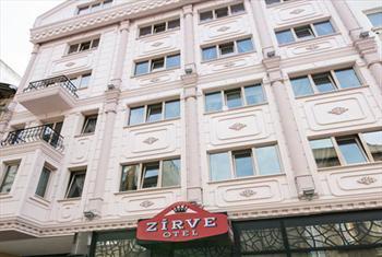 Kad�k�y Zirve Otel'de 2 Ki�ilik 1 Gece Konaklama Keyfi 289 TL Yerine 159 TL!