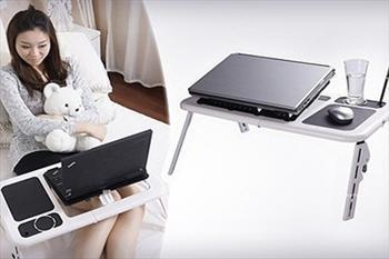 So�utuculu Katlanabilir Laptop Masas� 29,90 TL