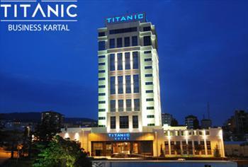 Kartal Titanic Business Hotel Asia'da 2 ki�i 1 gece konaklama,a��k b�fe kahvalt� ve a��k havuz kullan�m� dahil 329 TL yerine 189 TL!