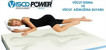 T�rkiye'de �lk: Lavanta Kokulu Visco Power Yatak! (�cretsiz Kargo)