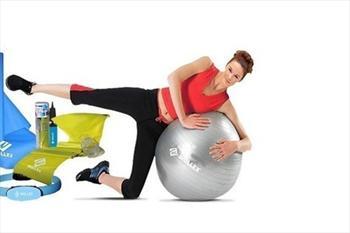 Wollex 5'li Pilates Seti 54,90 TL, �cretsiz Kargo