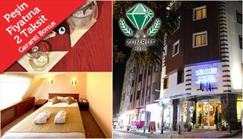 Kad�k�y Z�mr�t Hotel'de 2 Ki�i 1 Gece Konaklama, A��k B�fe Kahvalt�, Odaya �arap ve Meyve ikram� 200 TL yerine sadece 139 TL! (29 Aral�k'a kadar...