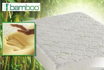 Bambu lifli astar ve k�l�f� ile daha sa�l�kl� ve konforlu uykular sunan Bamboo Naturbed visco yataklar 275 TL'den ba�layan fiyatlarla!