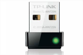150 Mbps Kablosuz N Nano USB Adapt�r TL-WN725N 50 TL Yerine 22,60 TL!