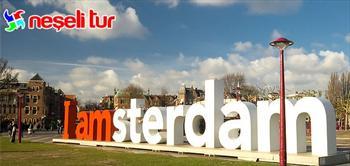 4 G�nl�k Amsterdam Turu! (Yilba�i Dahil)