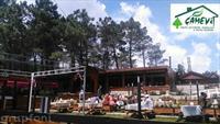 Ataşehir Garden Çam Evi Restaurant'ta Doğayla Baş Başa Serpme Kahvaltı Keyfi Yaşayın !