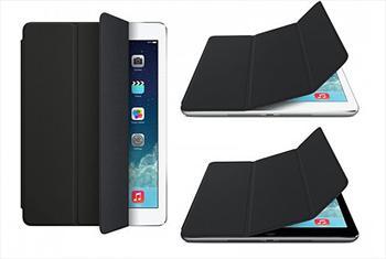 Uyku Modlu-�nce, Minimal Tasar�m�-TECHGEAR iPad Mini Uyumlu Smart Cover Siyah 65 TL Yerine 18,50 TL!