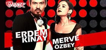 Erdem Kinay & Merve �zbey Bayramda Ooze Venue'de!