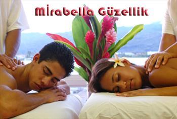 Canland�r�c� ve Rahatlat�c� Masajlar! Erenk�y Mirabella G�zellik Salonu'ndan Aromatik Sel�lit Masaj� 90 TL Yerine 9 TL!