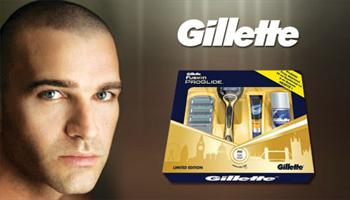 Cildinizin tahri� eden, kurutan jiletleri, kremleri bir kenara at�n! Gillette Fusion Proglide Set 44 TL yerine %28 grupfoni indirimiyle sadece 32 TL!