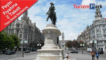 Porto'ya davetlisiniz! Turizm Park'tan Braga & Galatasaray Ma�� ve 1 gece 3 y�ld�zl� Star Inn Porto Hotel'de Konaklama 949 TL, 1 gece 4 y�ld�zl� HF...