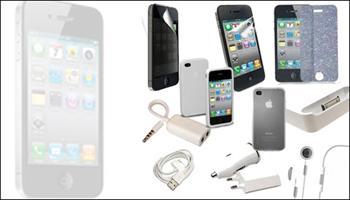 iPhone sahipleri i�in ka��r�lmayacak f�rsat! 13'l� iPhone Aksesuar Seti 100 TL yerine %81 grupfoni f�rsat� ile sadece 19,90 TL!