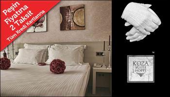 Modern dekorasyon huzurla bulu�uyor! �ankaya Koza Suite Hotel'de 2 Ki�i 1 Gece Konaklama, A��k B�fe Kahvalt� ve Ak�am Yeme�i f�rsatlar� 159 TL'den...