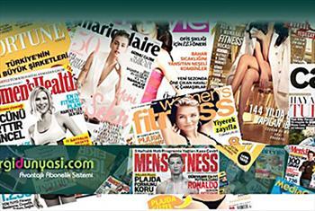 T�rkiye'nin en �ok okunan 18 dergisinden diledi�iniz 5 dergi i�in abonelik Medya Paleti g�vencesiyle 135 TL yerine 52,99 TL!