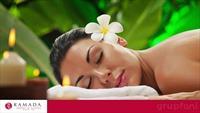 Şişli Ramada Suite Hotel Viento Spa'da Masaj Keyfi ve Spa Kullanımı!