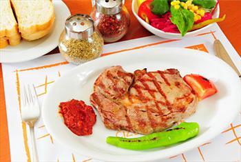 Atak�y C�zb�z Steak'te Tad�na Doyamayaca��n�z Enfes Et Men�leri 28 TL'den ba�layan fiyatlarla!