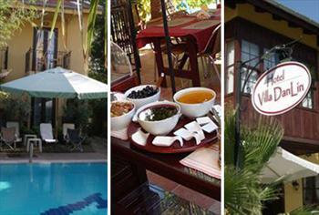 Karada Demir Atmak �steyenler ��in �nan�lmaz F�rsat! G�cek Villa Danlin Hotel'de Ki�i Ba�� Konaklama ve Kahvalt� Keyfi 180 TL Yerine 99 TL!